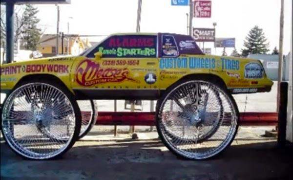 carro bizarro  7