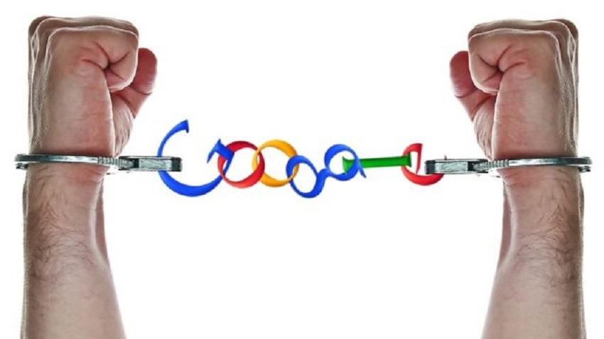 prisão Google