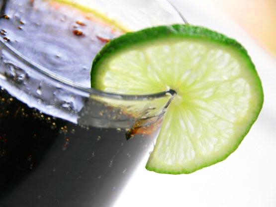 coca limão mitos