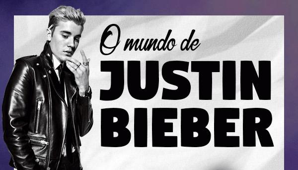 Justin Bieber bate oito recordes mundiais no Guinness