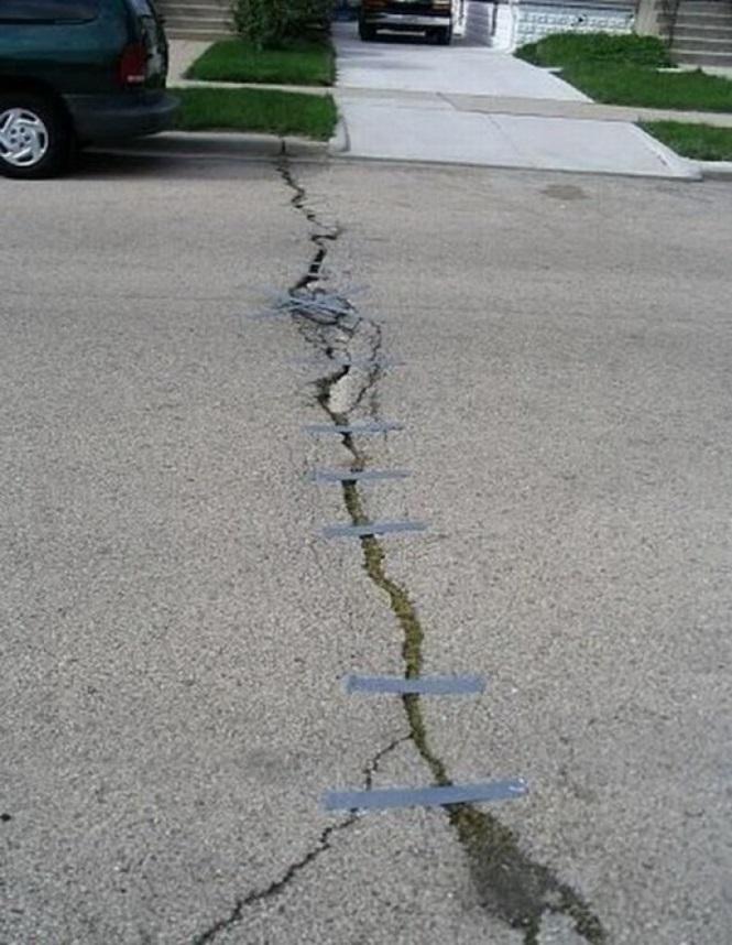 """Quando você acha que não tem conserto... surgem os """"engenheiros"""""""