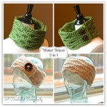 """Winter Waves"" Ear Warmer & Cowl"