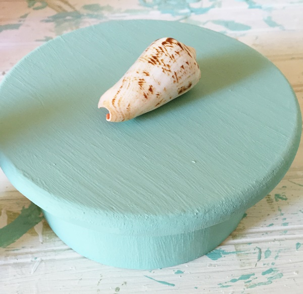 Coastal Trinket Box