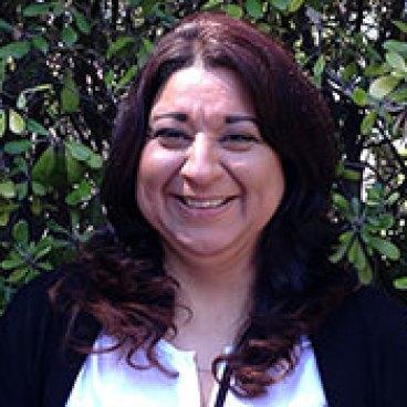 Nancy Contreras, Executive Assistant