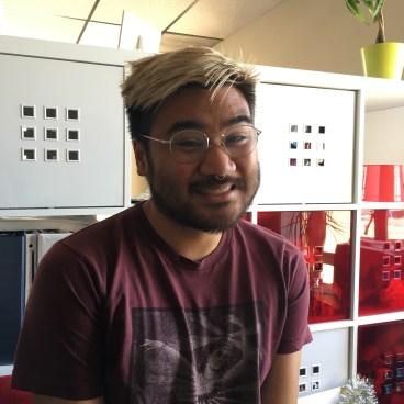 Gilbert Gammad, Outlet Program Coordinator