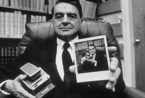 Edwin Land And Instant Photography American Chemical Society