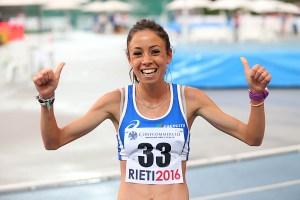 Rieti 25/06/2016 Campionati Italiani Assoluti di Rieti 2016 - foto di Giancarlo Colombo/ A.G.Giancarlo Colombo