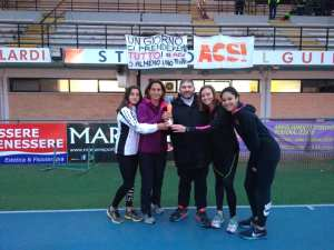 Cadette Rieti 2019