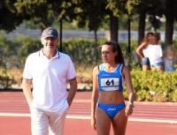 Alessia Muciaccia e Tonino Ferro