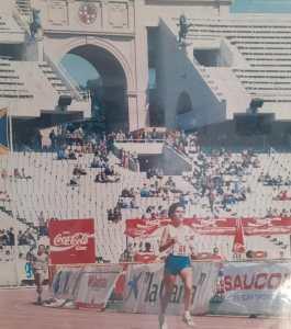 Loredana Ricci Barcellona 1995