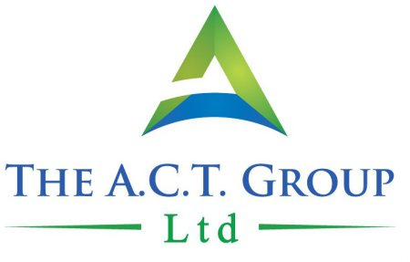 logo for the act group