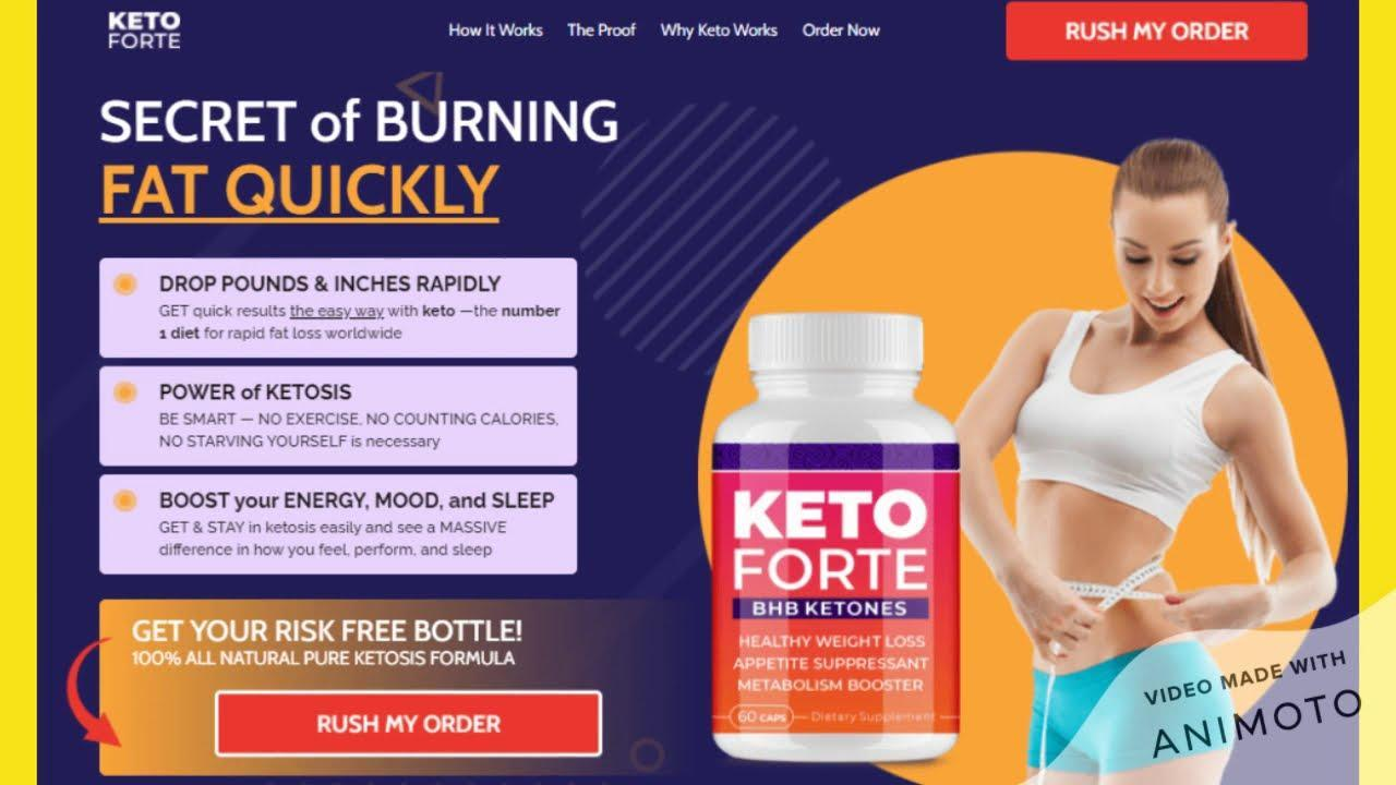 Keto Forte United Kingdom