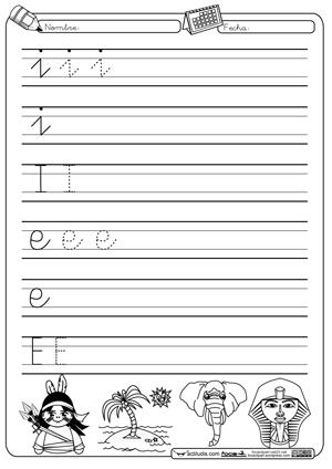 Montessori Vocales