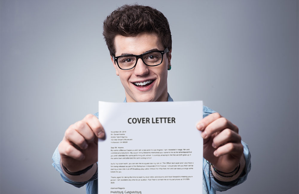 cover letter for acting resume example