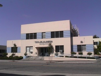 Alameda City Hall West