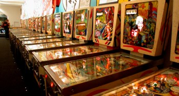 The Pacfic Pinball Museum operates the Lucky JuJu gallery on Webster Street.