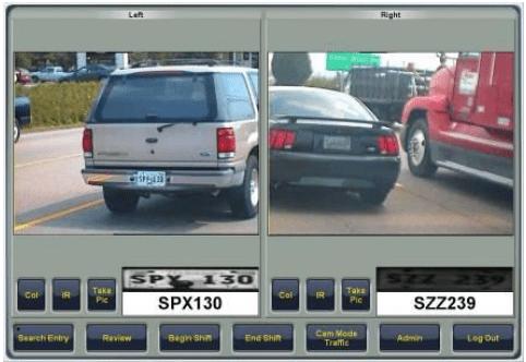 License plate reader statistics