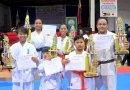 ACTION's Karate no Chikara joins the 1st Kap. Jerry G. Cruz Kyokushin Karate Tournament