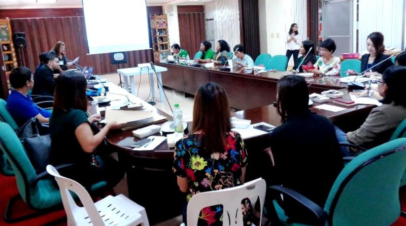 ACTION AND DSWD HOLD YEAR-END ASSESSMENT FOR ITS CAPACITY BUILDING PROJECT