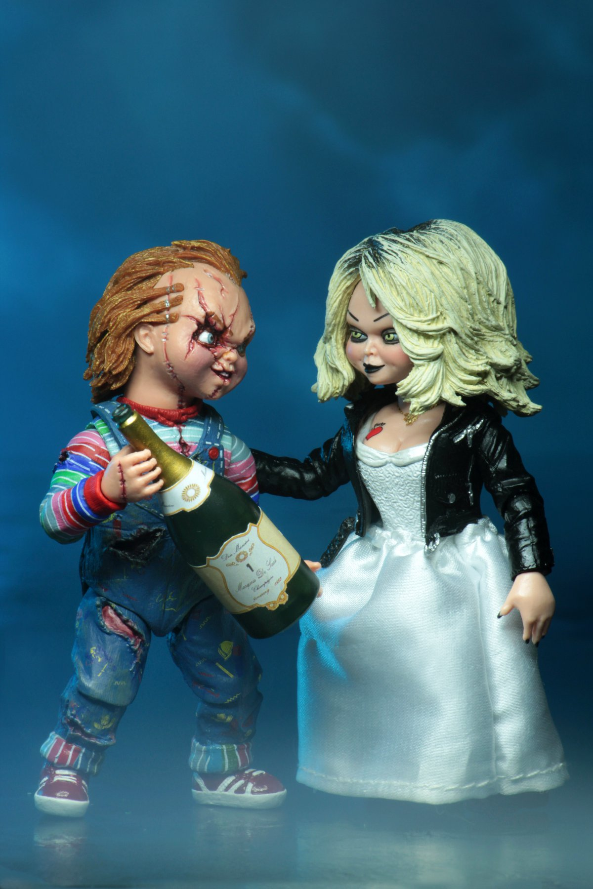 Star Wars Girl Wallpaper Neca Bride Of Chucky Two Pack Gallery Action Figure Fury