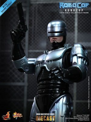 Hot Toys - RoboCop - RoboCop Collectible Figure_PR13