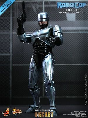 Hot Toys - RoboCop - RoboCop Collectible Figure_PR4