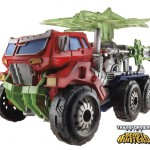 Beast Hunter Optimus Prime Vehicle
