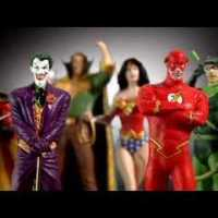 EagleMoss DC Figure Collection Commercial