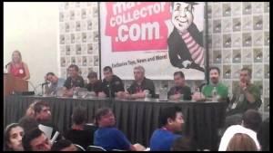 Mattel's 2011 SDCC Mattel/DC Comics Panel (2 of 3)