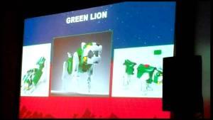 Mattel's 2011 SDCC MattyPallooza Panel (1 of 3)