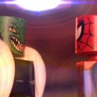 New Minimates Stop Motion Short from Kyle Robers