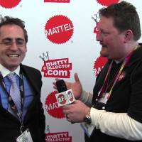 AFi's #ToyFair13 Interview with Mattel's Scott Neitlich