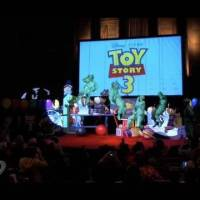 DISNEY-PIXAR'S TOY STORY 3 TAKES OVER TOY FAIR