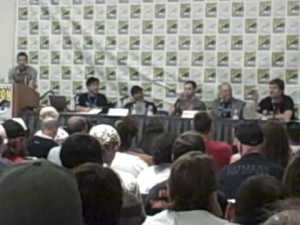 SDCC09 – DC Universe Online Panel – 3 of 5