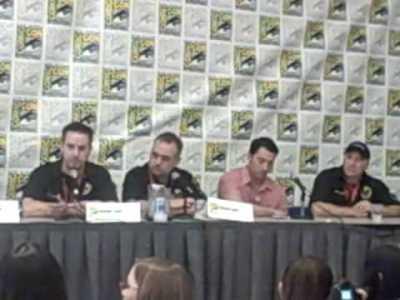 SDCC09 – Hasbro/Marvel License Panel 4 of 6