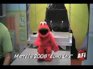 Toy Fair 2008 – Elmo Live