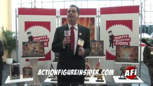 Toy Fair 2010 – Mattel Collector's Event Press Conference Part 1 of 2