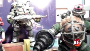 Toy Fair 2011 Coverage – NECA Showroom