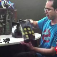 Video Preview: SDCC The Dark Knight Rises Batman Exclusive, MOTUC Snake Men & Horde Prime