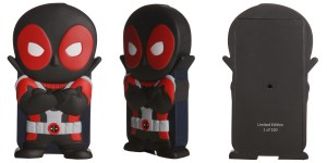 Deadpool Black Chara-Brick
