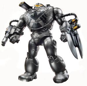 """Captain America-6"""" Legends Infinite Series BuildAFigure Mandroid"""
