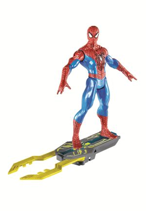 SPIDER STRIKE FIGURES 3.75inch Glider Spiderman A5702