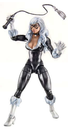 SPIDERMAN LEGENDS 6inch INFINITE SERIES BlackCat A6661