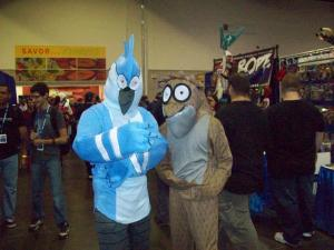 RICC 2013 Cosplay - Regular Show