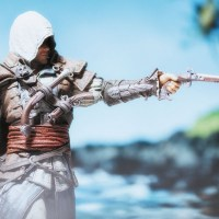Assassin's Creed® IV Black Flag Edward Kenway Statue On Sale Now!