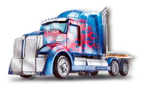 TRANSFORMERS FIRST EDITION OPTIMUS PRIME Vehicle
