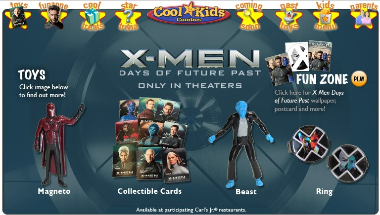 X Men Days Of Future Past Action Figures Action Figure Insider ...