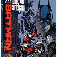 Batman-Assault on Arkham