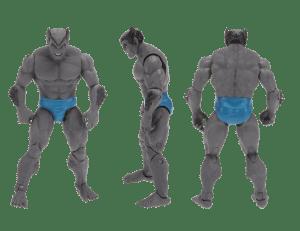gray beast variant