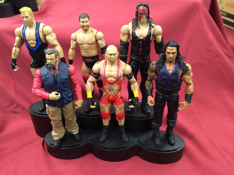 Target Wwe Toys : Action figure insider new mattel wwe figures on